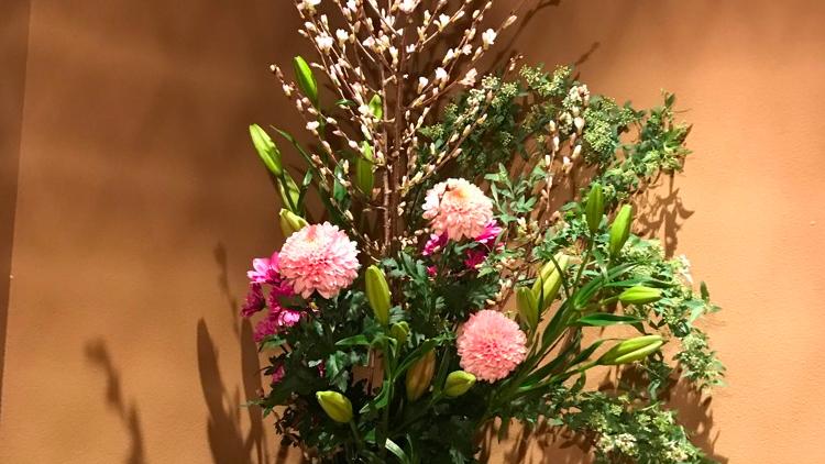 今週のお花が届きました!(3月6日)
