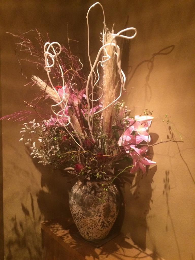 今週のお花が届きました!(8月18日)