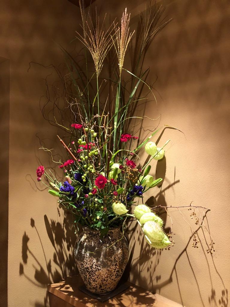 今週のお花が届きました!(9月18日)