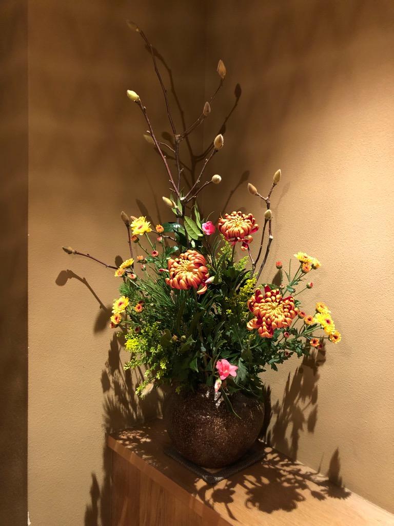 今週のお花が届きました!(1月15日)